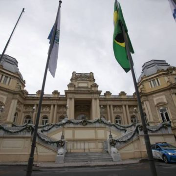 Chefes dos Poderes do Rio se reúnem no Palácio Guanabara para discutir coronavírus