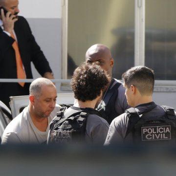 Caso Marielle: Élcio Queiroz é interrogado e afirma que armas apreendidas eram de sua época de policial