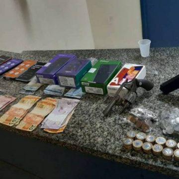 Criminoso é baleado e outros dois presos após assalto a loja em Copacabana