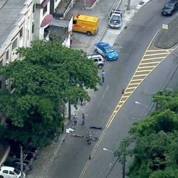 Três mulheres morrem e um homem fica ferido em acidente de moto na Tijuca