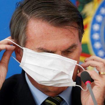 Segurança de Bolsonaro está em estado grave por causa do coronavírus