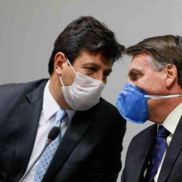 Bolsonaro pedirá a Mandetta isolamento somente para idosos e doentes