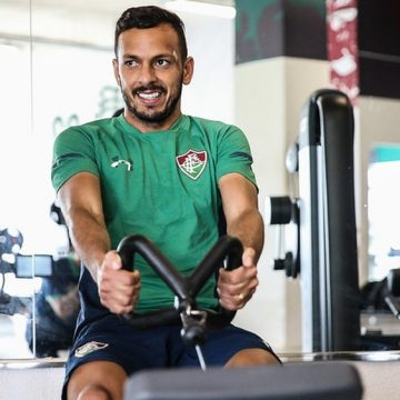 "Fluminense relembra ""batismo"" de Yago Felipe: volante enaltece Odair e monta escalação ideal"