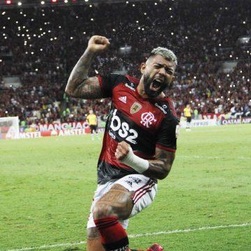 Gabigol iguala Gaúcho e Tita e se torna o segundo maior artilheiro da história do Flamengo na Libertadores