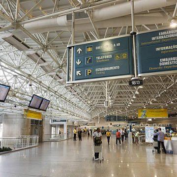 Aeroportos do RJ não seguem recomendação sobre pandemia do novo coronavírus