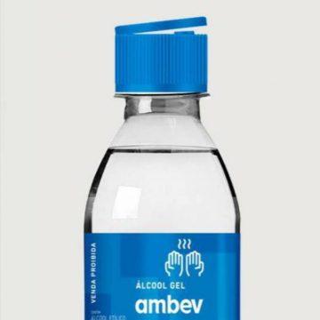 Coronavírus: Ambev vai produzir álcool em gel para doar a hospitais públicos