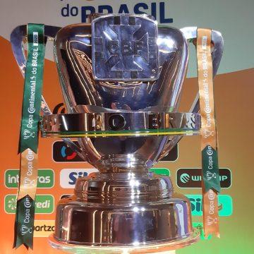 Copa do Brasil: sorteio da CBF define mandos de campo da terceira fase