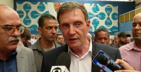 Crivella diz que vai pedir recursos federais para construção de reservatórios para evitar enchentes