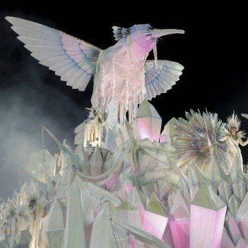 Desfile da Beija-Flor em Nilópolis é cancelado por conta dos efeitos da chuva