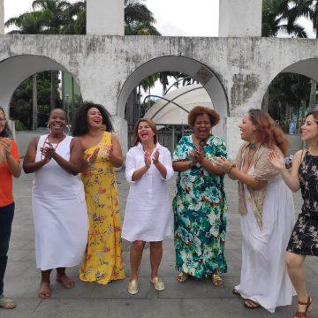 Renascença Clube comemora o Dia Internacional da Mulher com Roda de Samba formada só por Mulheres