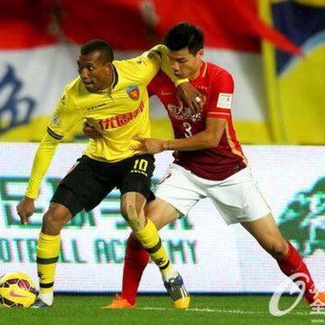 Brasileiro é o primeiro jogador no futebol chinês confirmado com o novo Coronavírus