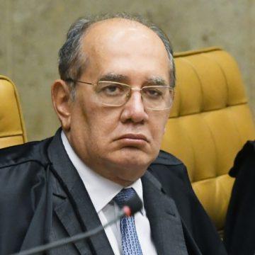 Gilmar nega acabar com regras para uso das redes sociais por magistrados