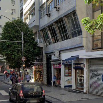 Homem é morto a tiros no Centro do Rio