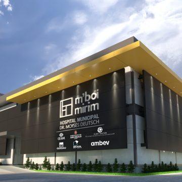 COVID-19: Prefeitura de São Paulo, Ambev, Gerdau e Einstein unem forças para construir em 40 dias 100 novos leitos em um hospital público