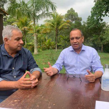 ELEIÇÕES MUNICIPAIS: Fim do mistério: Deputado Max Lemos transfere domicílio eleitoral para Nova Iguaçu