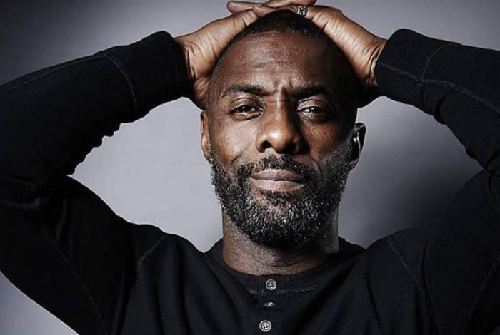 Idris Elba é diagnosticado com coronavírus