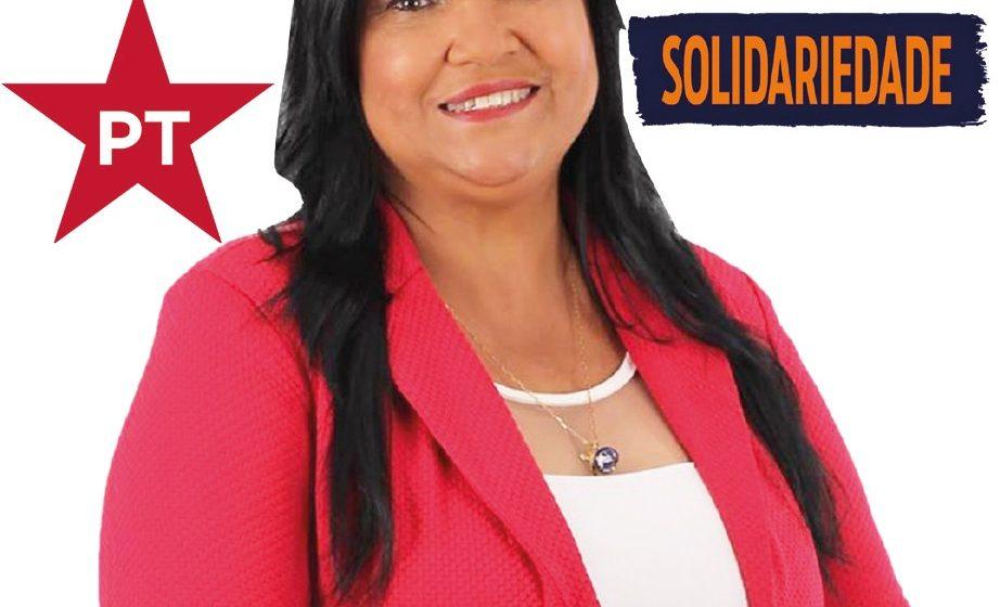 Partido dos Trabalhadores ou Solidariedade? Jania Bizarelli decide se entra ou não na disputa em Mesquita