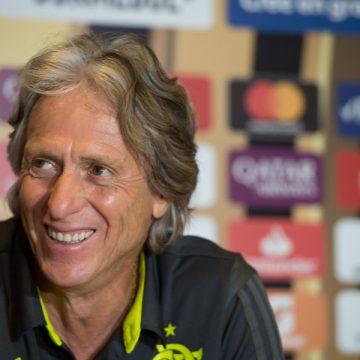 De Portugal, Jorge Jesus negocia com Flamengo