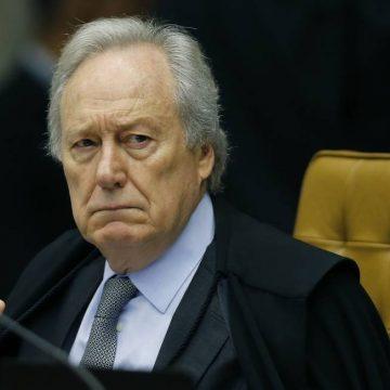 Contrariando ordem de Toffoli, Lewandowski avisa que trabalhará de casa