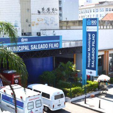 Coronavírus: Médicos do Hospital Salgado Filho afirmam que estão com máscaras inadequadas