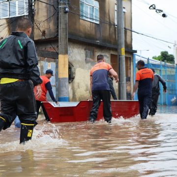 Mesquita segue com força-tarefa para amenizar danos causados pela chuva