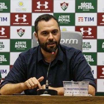 """Mário rebate Jesus, do Flamengo, sobre Maracanã: """"Talvez não tenha estudado a história do Fluminense"""""""