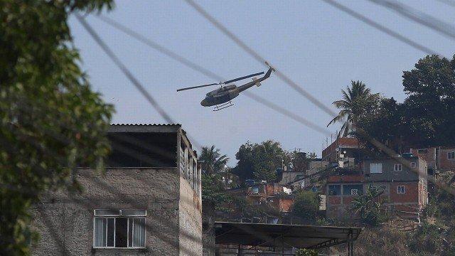 PGR defende proibição de 'helicópteros como plataformas de tiro'