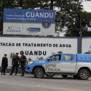 Polícia Civil descarta possibilidade de sabotagem em abastecimento da Cedae