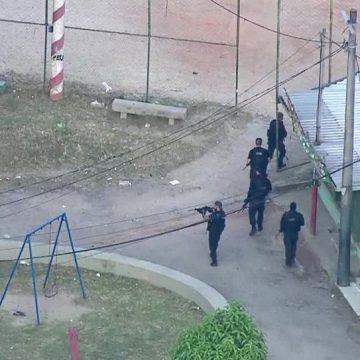 Polícia Civil realiza operação na Cidade de Deus, na Zona Oeste do Rio