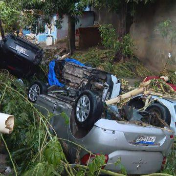 Prefeitura do Rio tirou R$ 14 milhões de obras de prevenção a enchentes em fevereiro
