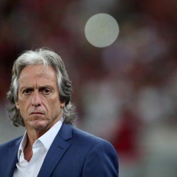 Segundo exame para coronavírus de técnico Jorge Jesus tem resultado negativo, diz Flamengo