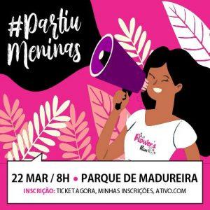 1º Circuito de Corrida Flowers Run vai acontecer em Madureira