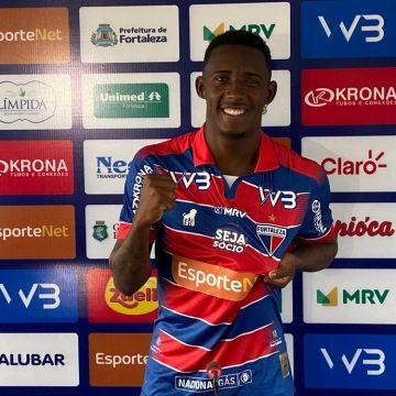 Com o Flamengo de olho, Yuri César tem bom início no Fortaleza e ganha confiança de Rogério Ceni