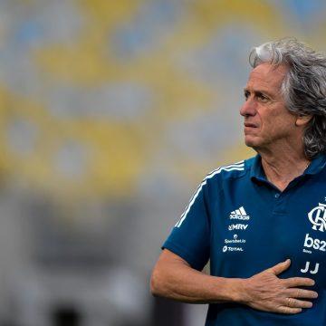 Com paralisação no Flamengo, Jorge Jesus voltará a Portugal para ficar com a família durante pandemia