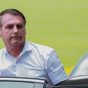 Bolsonaro diz que Brasil e China não têm problema nenhum