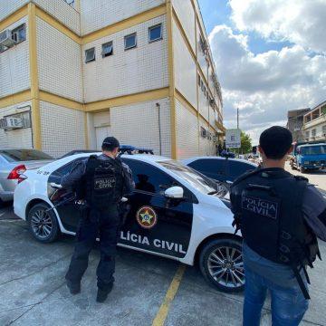 Ex-PM é preso acusado de envolvimento com  a milícia de Belford Roxo
