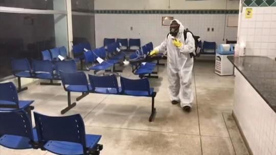 Prefeitura de Niterói começa processo de desinfecção da cidade contra o coronavírus
