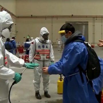 Hospital no epicentro do coronavírus na China não tem mais pacientes infectados