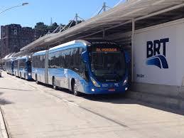 Prefeitura do Rio suspende BRT no final de semana