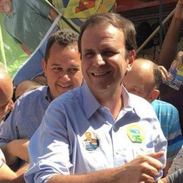 Paes lança pré-candidatura à prefeitura do Rio