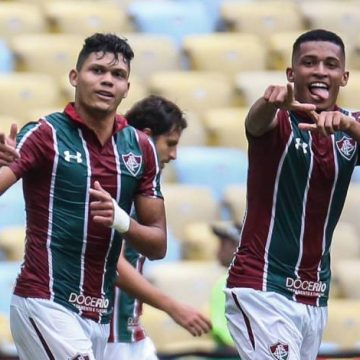 Meninos de Xerém resolve e Fluminense goleia o Madureira na Taça Rio