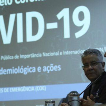 Brasil tem 201 mortes e 5.717 casos confirmados de coronavírus, diz ministério