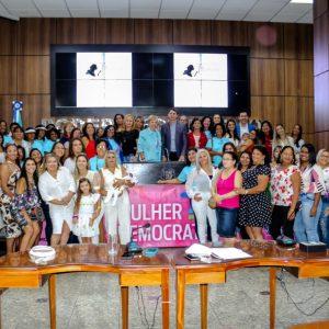 Deputado Federal Juninho do Pneu pede maior representação feminina na política