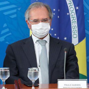 'Como cidadão, quero ficar em casa e fazer o isolamento', diz Paulo Guedes