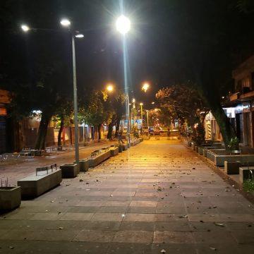 Coronavírus: BH fica deserta com bares e restaurantes fechados