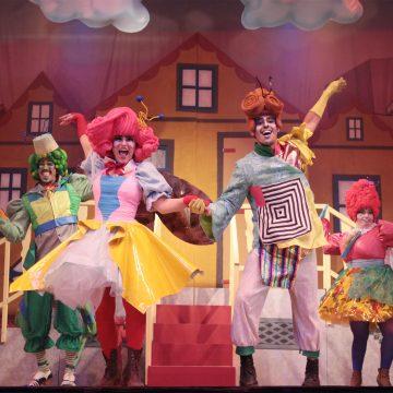 Dona Baratinha - O Musical