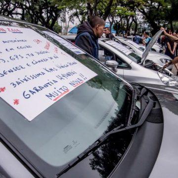 EXCLUSIVO: VENDA DE CARROS USADOS DESPENCA 90,3% EM UMA SEMANA POR CONTA DO CORONAVÍRUS