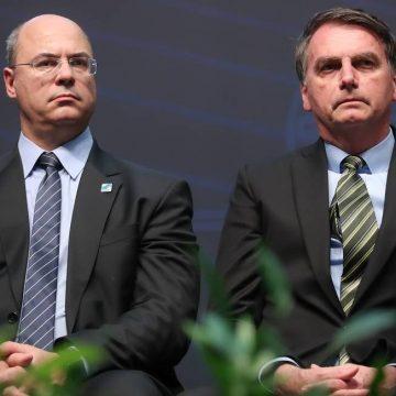 Witzel reage a atos de Bolsonaro sobre isolamento de estados e diz que segue 'lutando contra vírus'