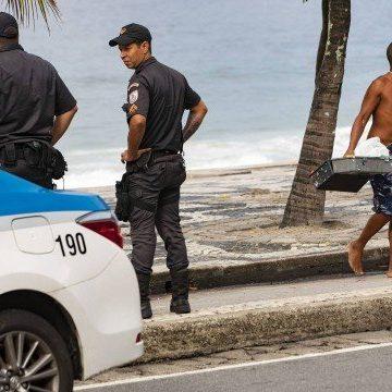 Coronavírus: PM vai fichar e fotografar quem frequentar praias e pontos turísticos no Rio