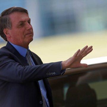 Bolsonaro faz segundo teste do coronavírus